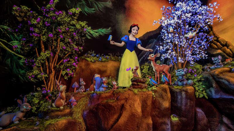 A dazzling new ride at Disneyland runs afoul of the woke crowd
