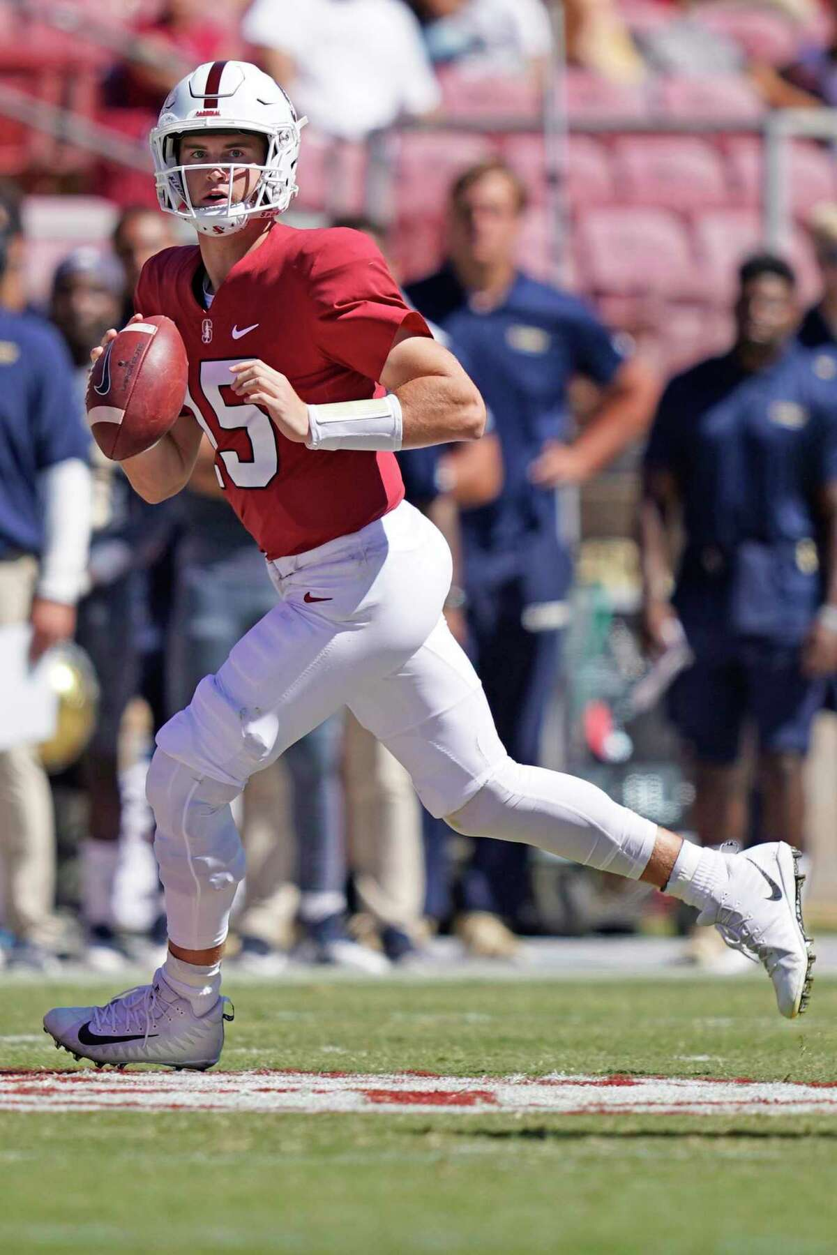 Stanford quarterback Davis Mills believed he was ready for the next level when he decided to enter the draft.