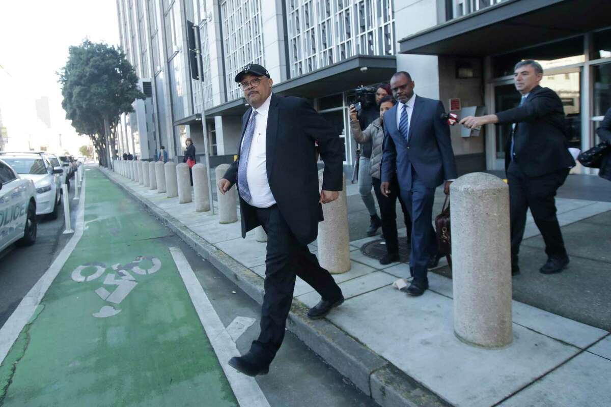Former San Francisco Public Works Director Mohammed Nuru is accused in a City Hall corruption investigation.
