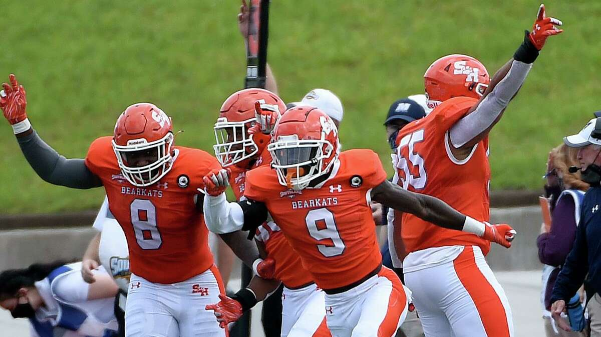 The spring season and playoffs has given Sam Houston plenty to cheer about.