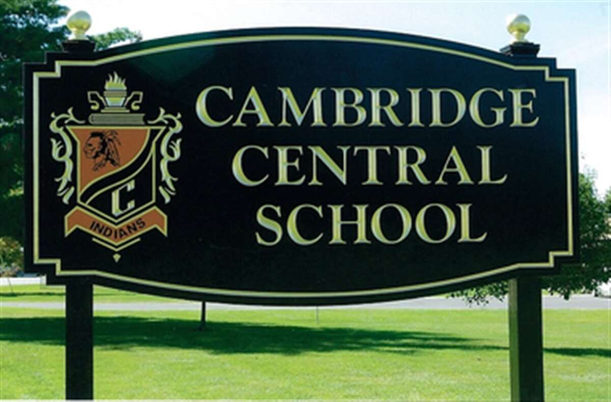 The Cambridge school district in Washington County is facing a state order to remove its Indian mascot - at least for now.
