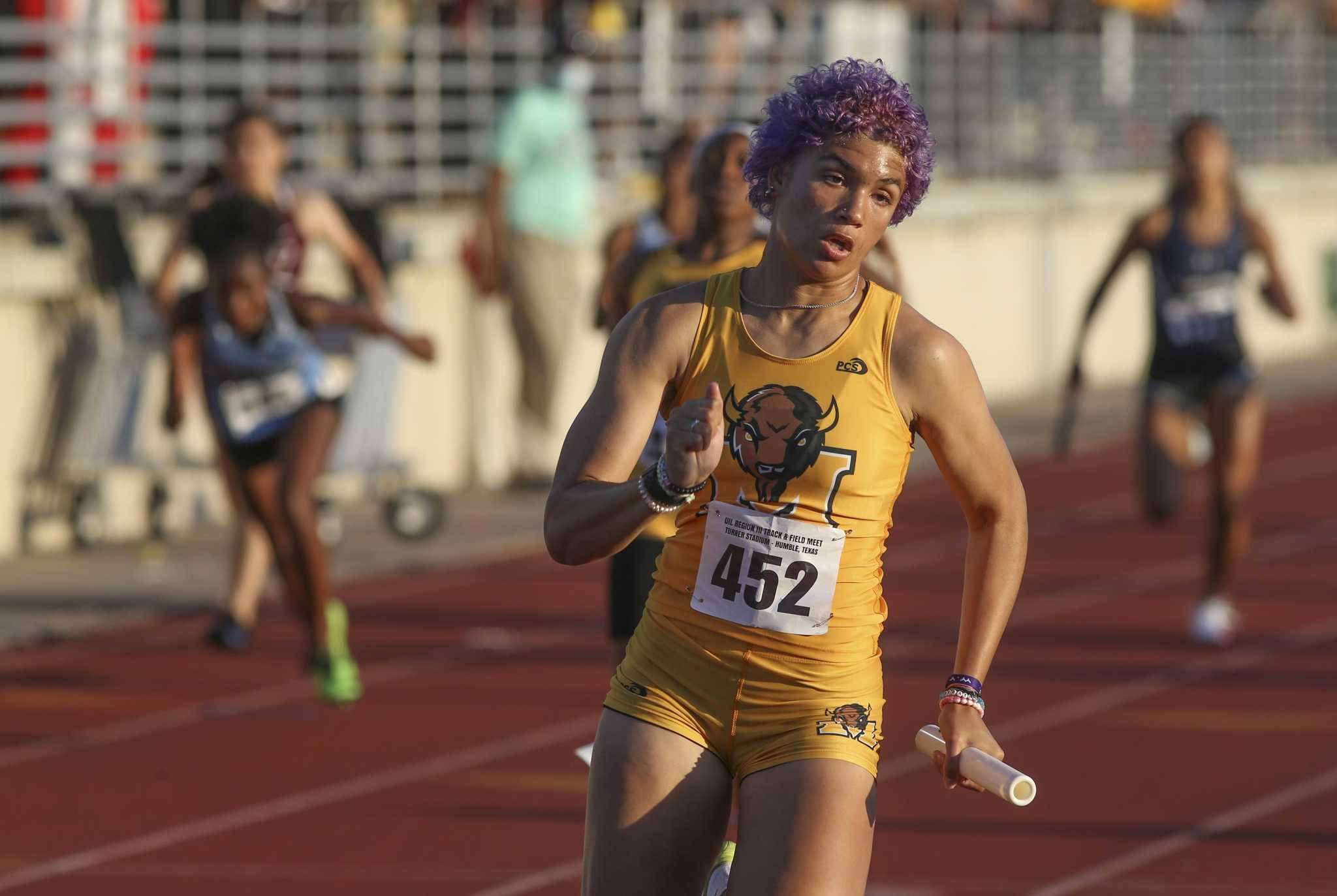 Fort Bend area track athletes among top seeds for state meet