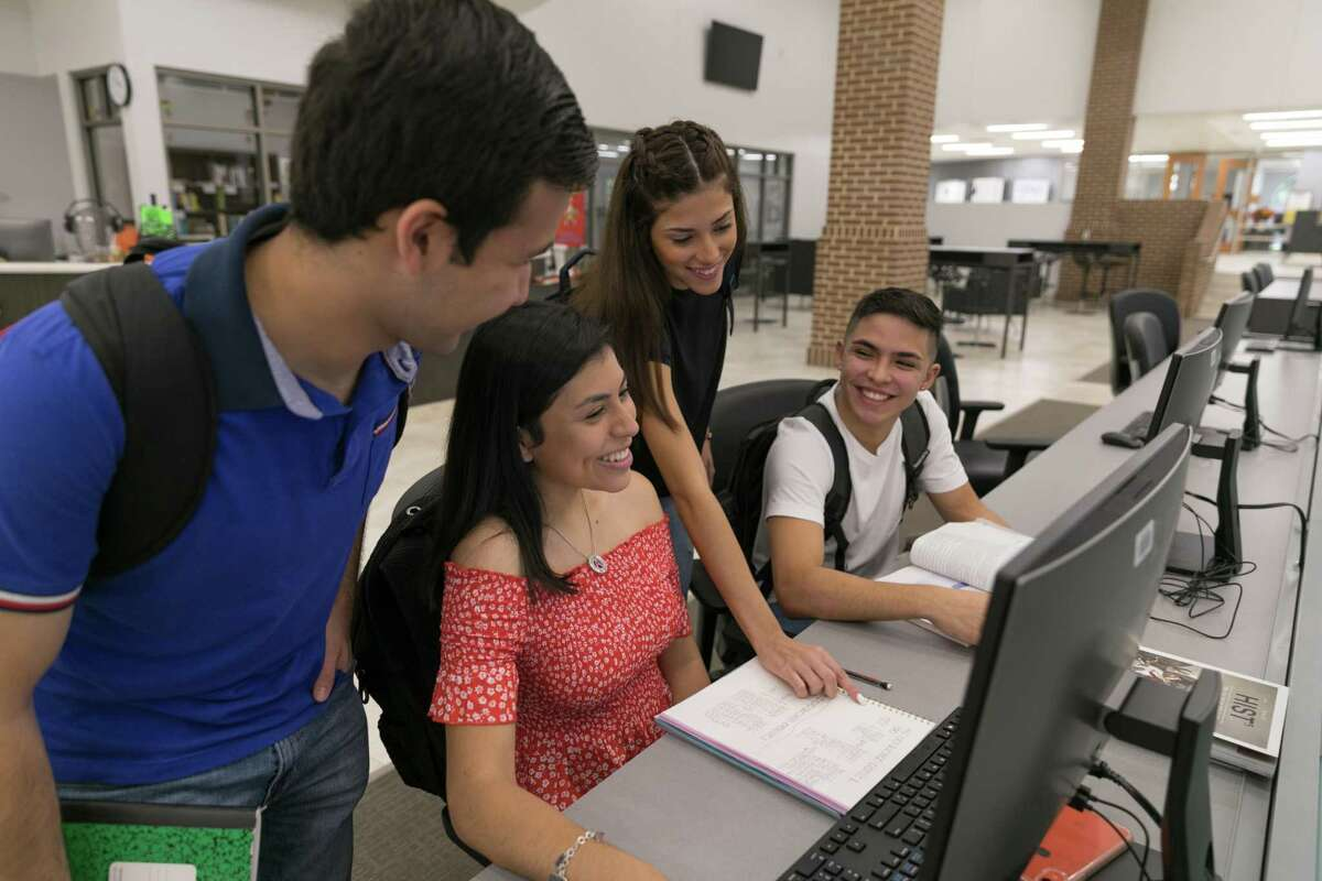 Laredo College is offering hybrid courses which combine remote learning with elements of in-person instruction.