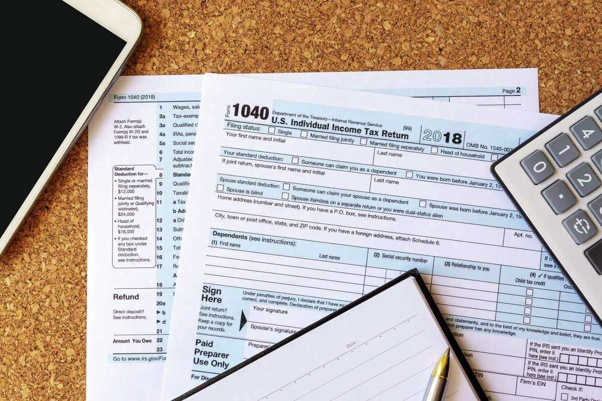 The federal American Rescue Plan Act excludes unemployment benefits up to $10,200 from income for tax year 2020 for those within certain income brackets, providing tax relief on both federal and state income taxes. (Courtesy Photo/Getty Images)