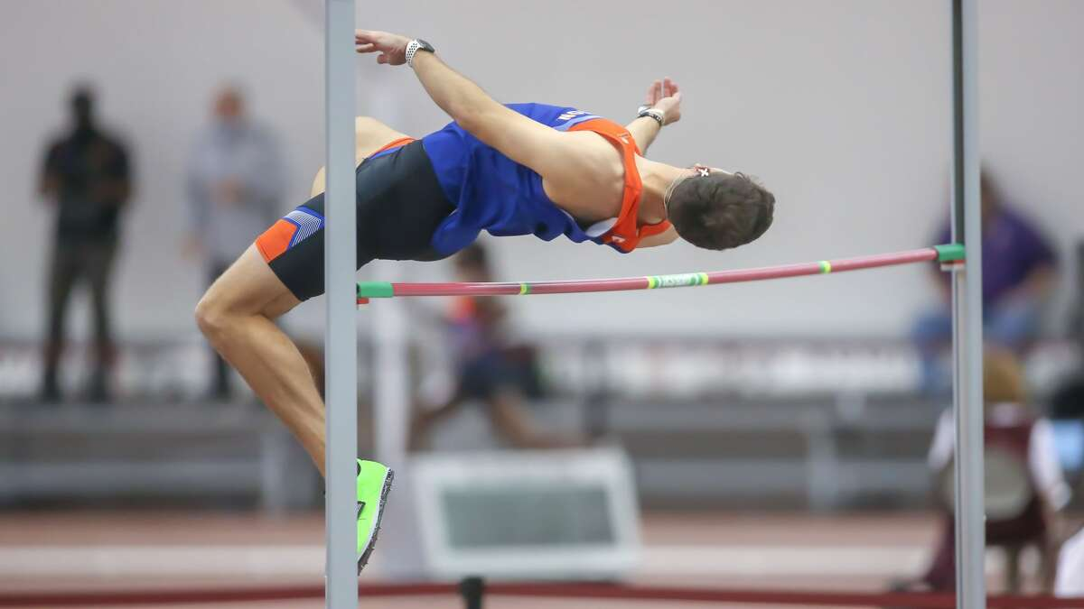 Plainview native Bryson DeBerry has established himself as one of the best high jumpers in the country.