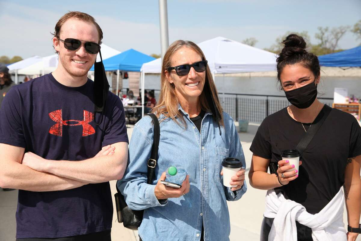Were you SEEN at the Make It Up State Marketplace on May 2, 2021, at Riverfront Park in Troy, N.Y.