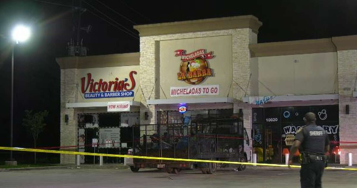 A man in his 20's was found shot to death in a northwest Harris County bar Sunday night, according to investigators.