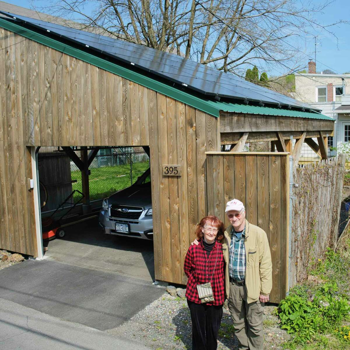 Letter writer says, 'Our solar project was one small thing we felt we could do to help minimize the effects of human activity on our climate.' (Paul Buckowski/Times Union)