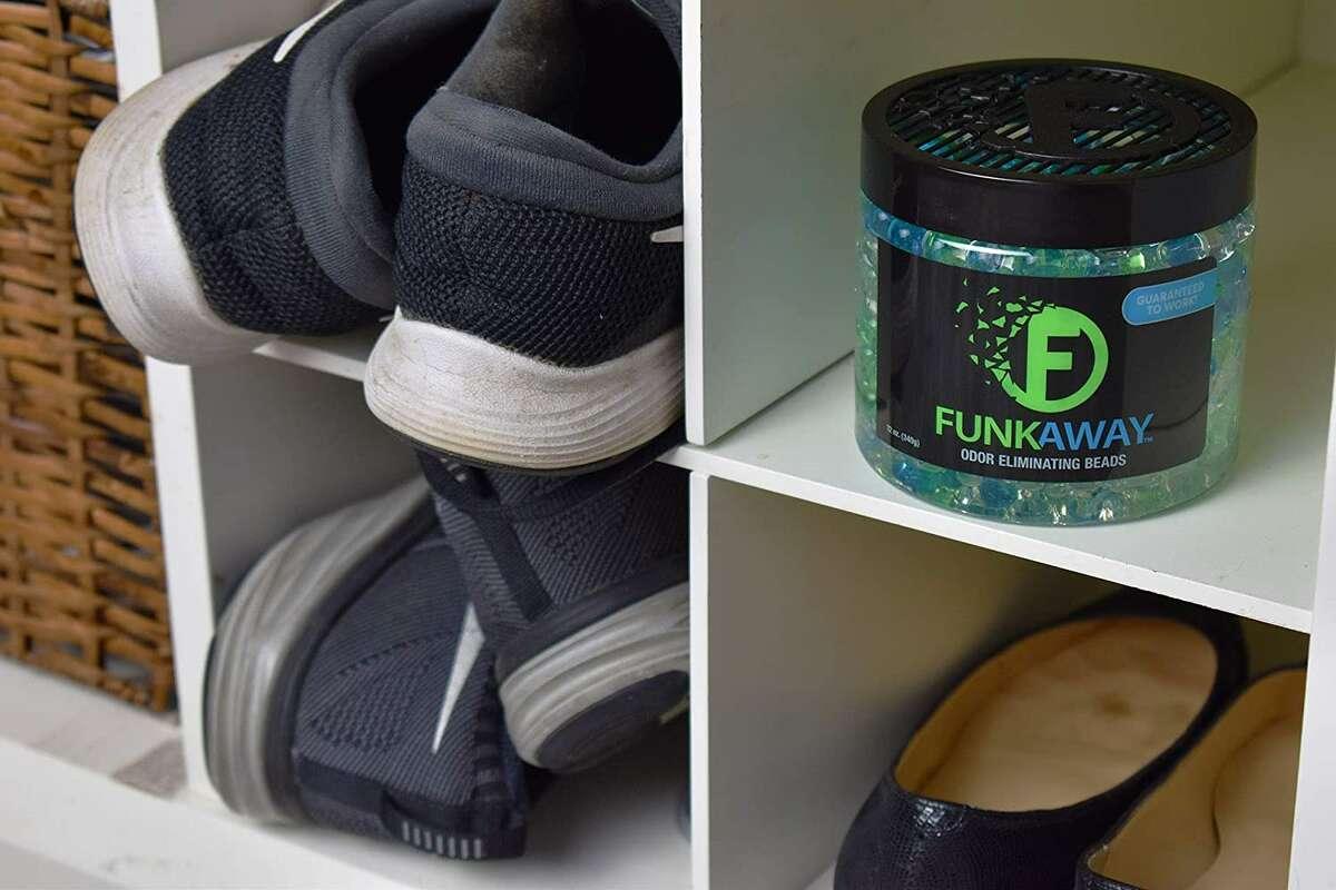 FunkAway Odor Eliminating Beads, $5.88