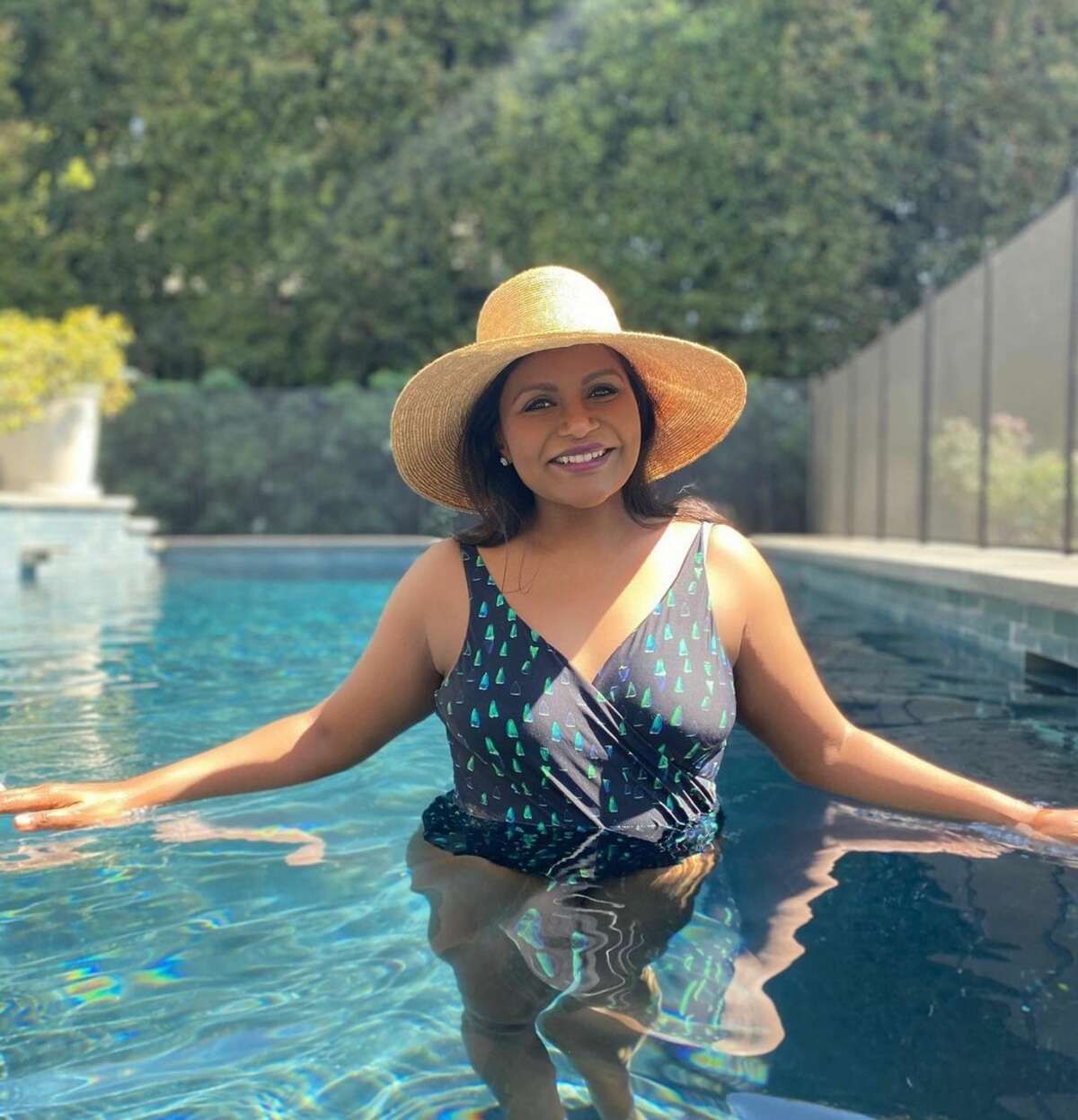 """This Mother's Day, Airbnb teamed up with Mindy Kaling to debut the """"Mindful Retreats by Mindy Kaling"""" wish list."""