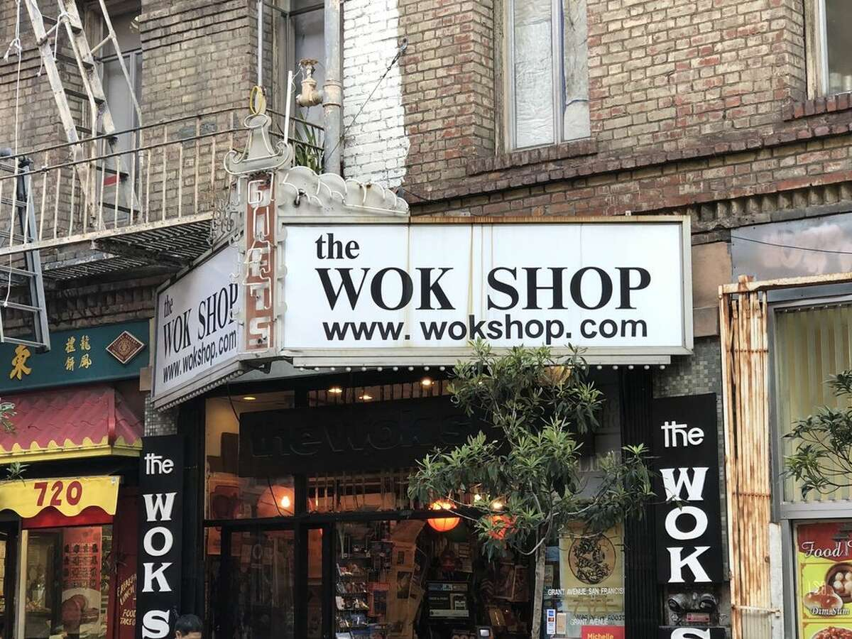 The Wok Shop Much Loved Sf Chinatown Fixture Broken Into And Vandalized Owner Says