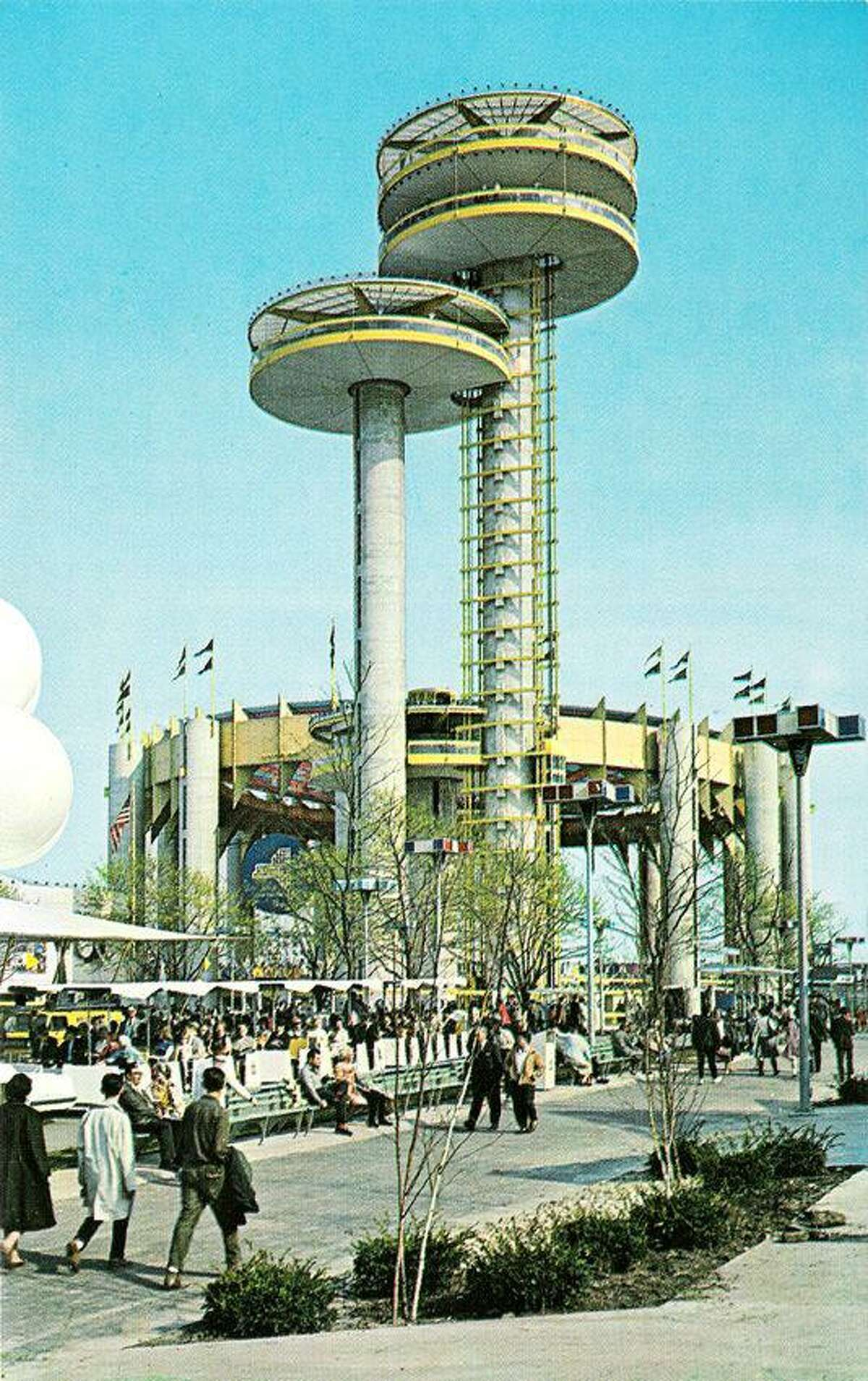 The Sherman Library will be offering a special program on The 1964/65 New York World's Fair.