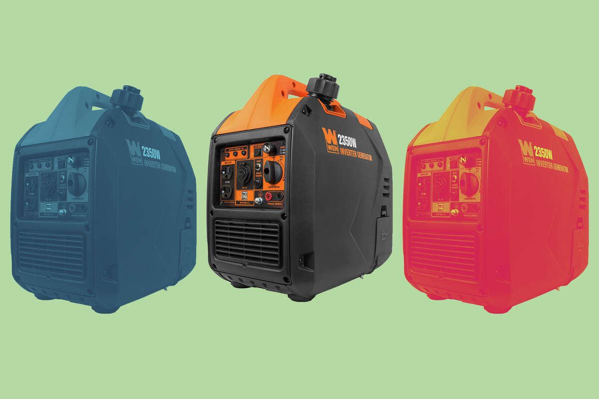 WEN 56235i Super Quiet 2350-Watt Portable Inverter Generatorfor $399.99 at Amazon