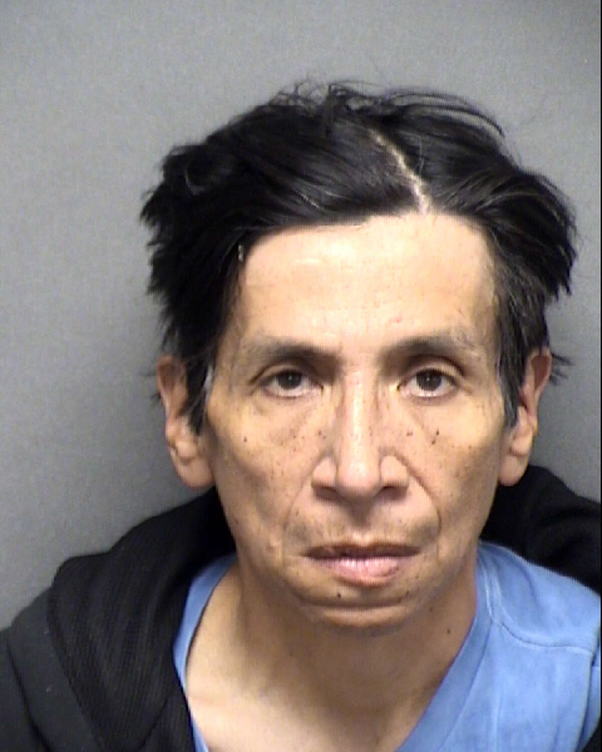 Michael A. Garcia, 53, was charged with aggravated sexual assault.