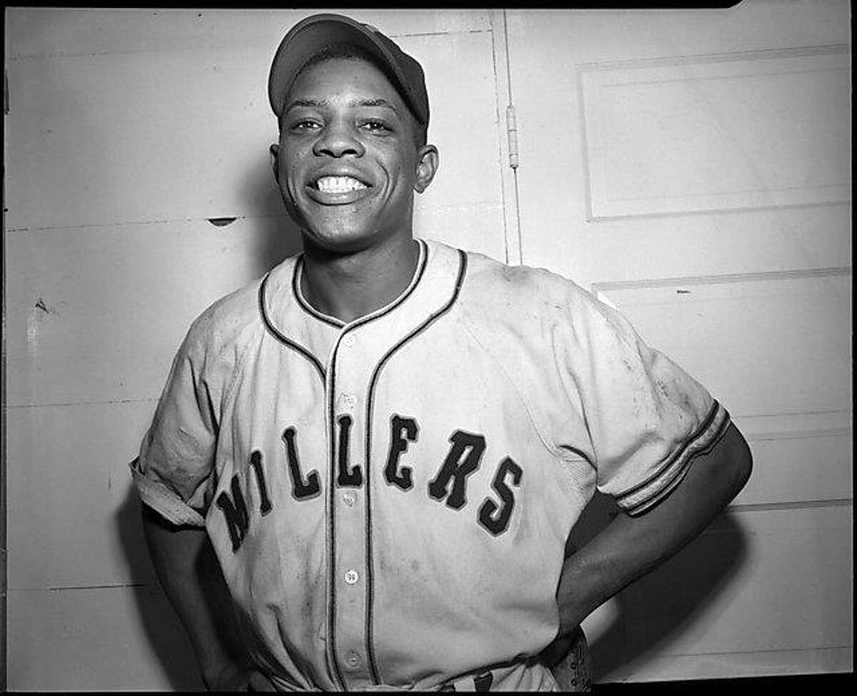 Willie Mays played a minor league game in 1951 witnessed by 11-year-old Jack Nicklaus.