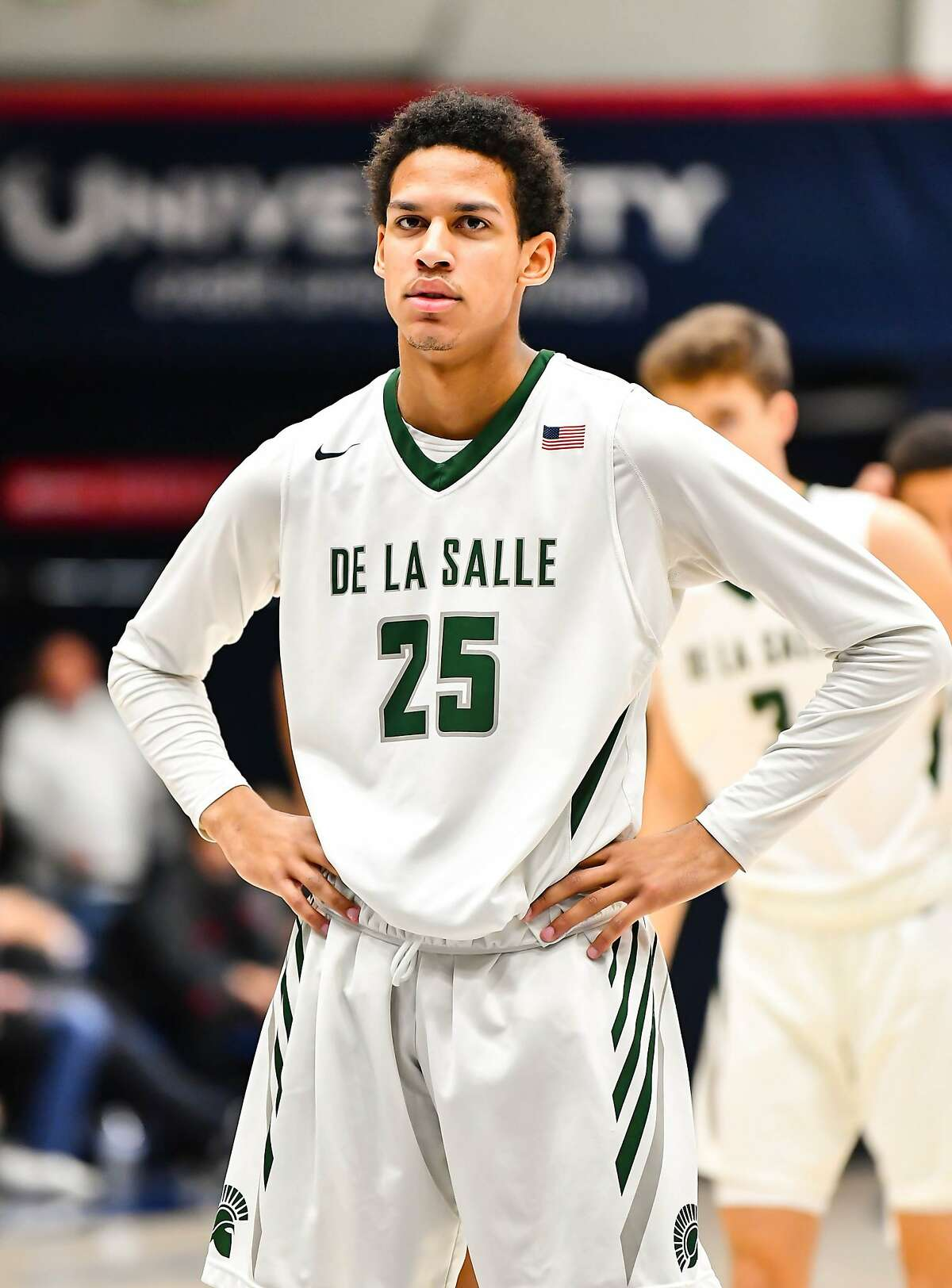 Jeremiah Dargan, one of the state's top players, transferred from De La Salle-Concord to nearby Clayton Valley-Concord.