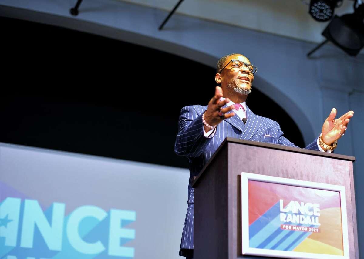 Mayoral Candidate Lance Randall