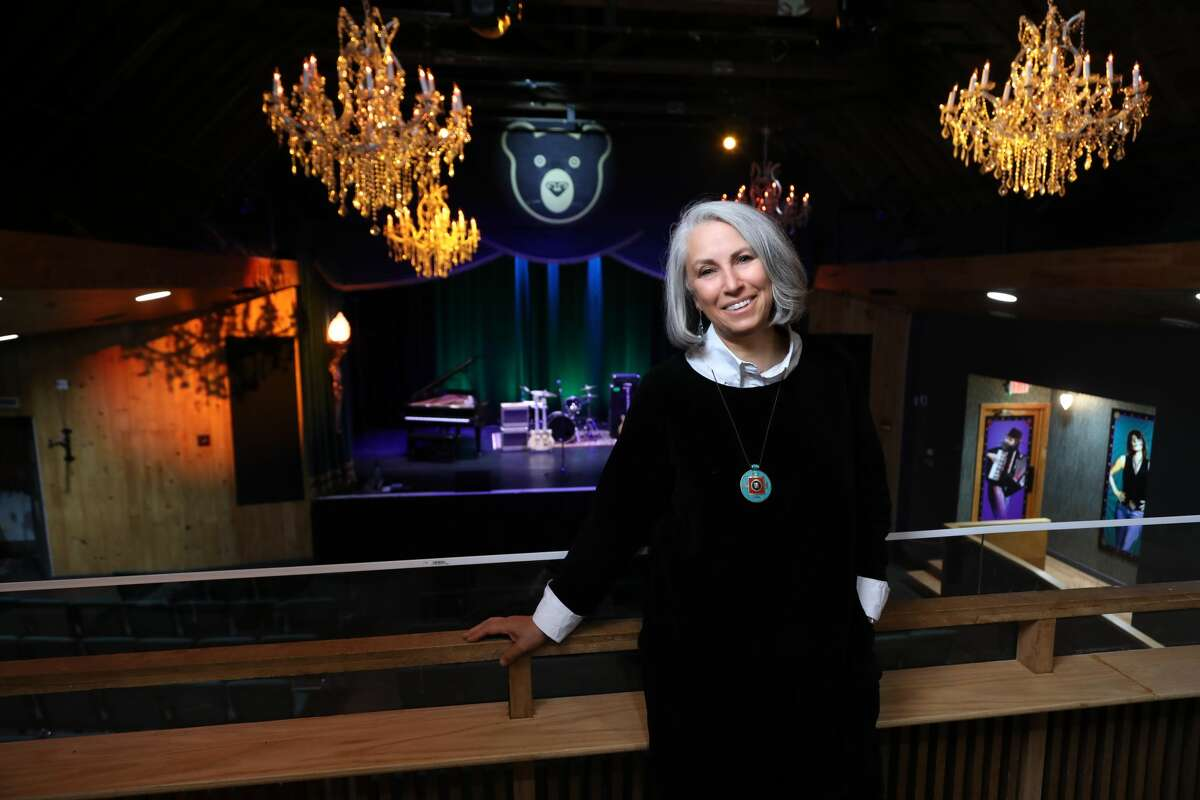 Lizzie Vann purchased the Bearsville Theater in August 2019, determined to restore the historic concert venue to its former glory and attract generations of music lovers. After six months of renovations, the venue was set to open - and then the pandemic hit.