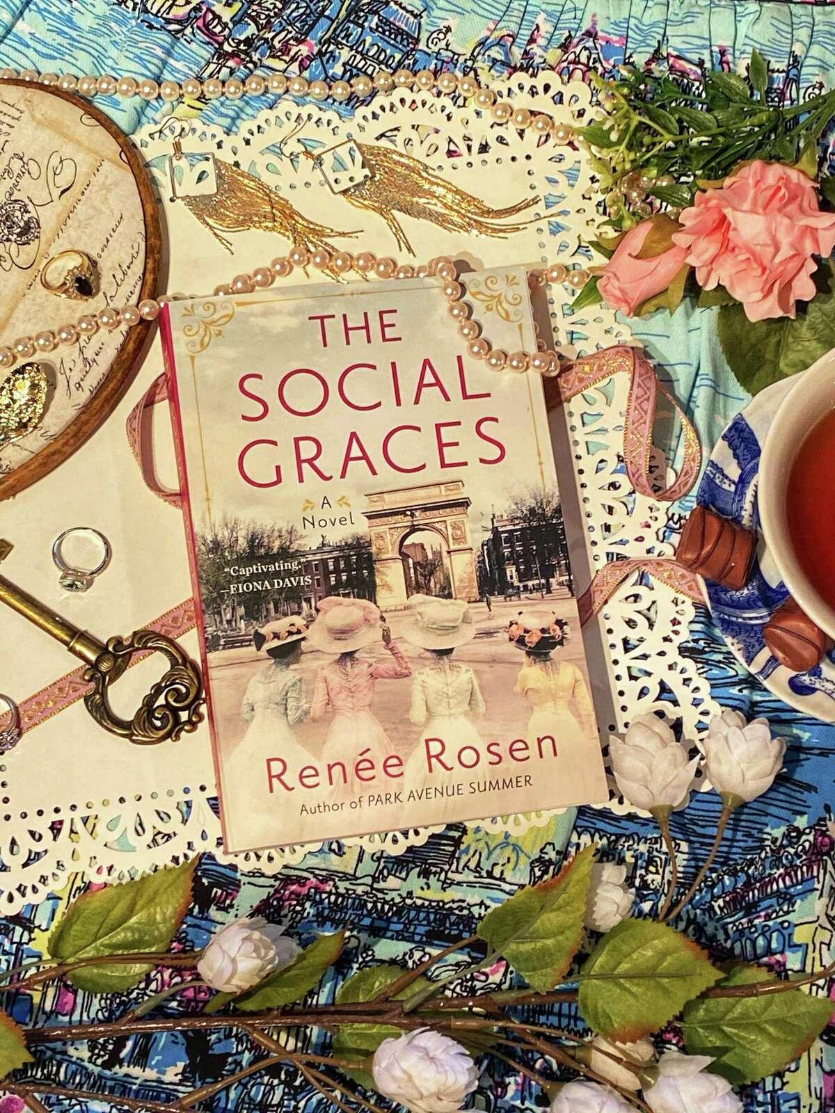 """""""The Social Graces"""" is Renee Rosen's latest novel."""