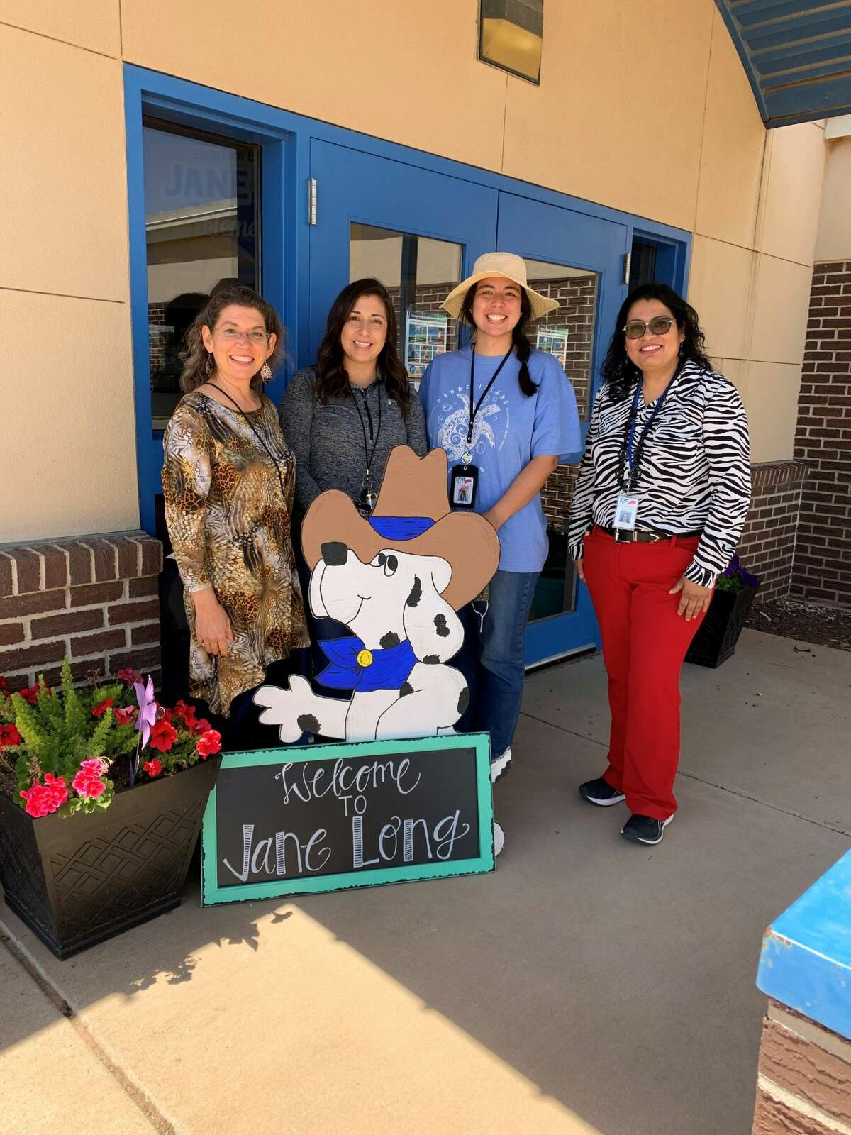 Campus of the Year: Jane Long Elementary