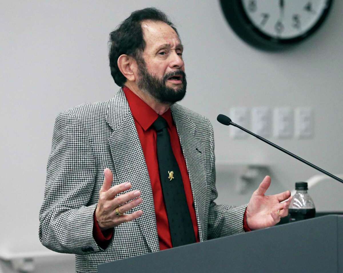 """Benny Martinez, removed from the Leon Valley City Council during a 2019 forfeiture hearing but elected to a different council seat on Saturday, said he wants to """"bury"""" the division that has plagued the community in recent years."""