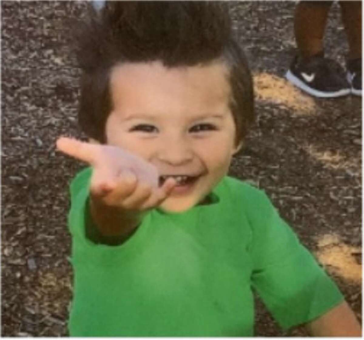 Wyatt Crowley, 4, was found safe in Houston on Monday. He had been missing since Sunday, when his mother reported him missing from his Austin home, officials said.