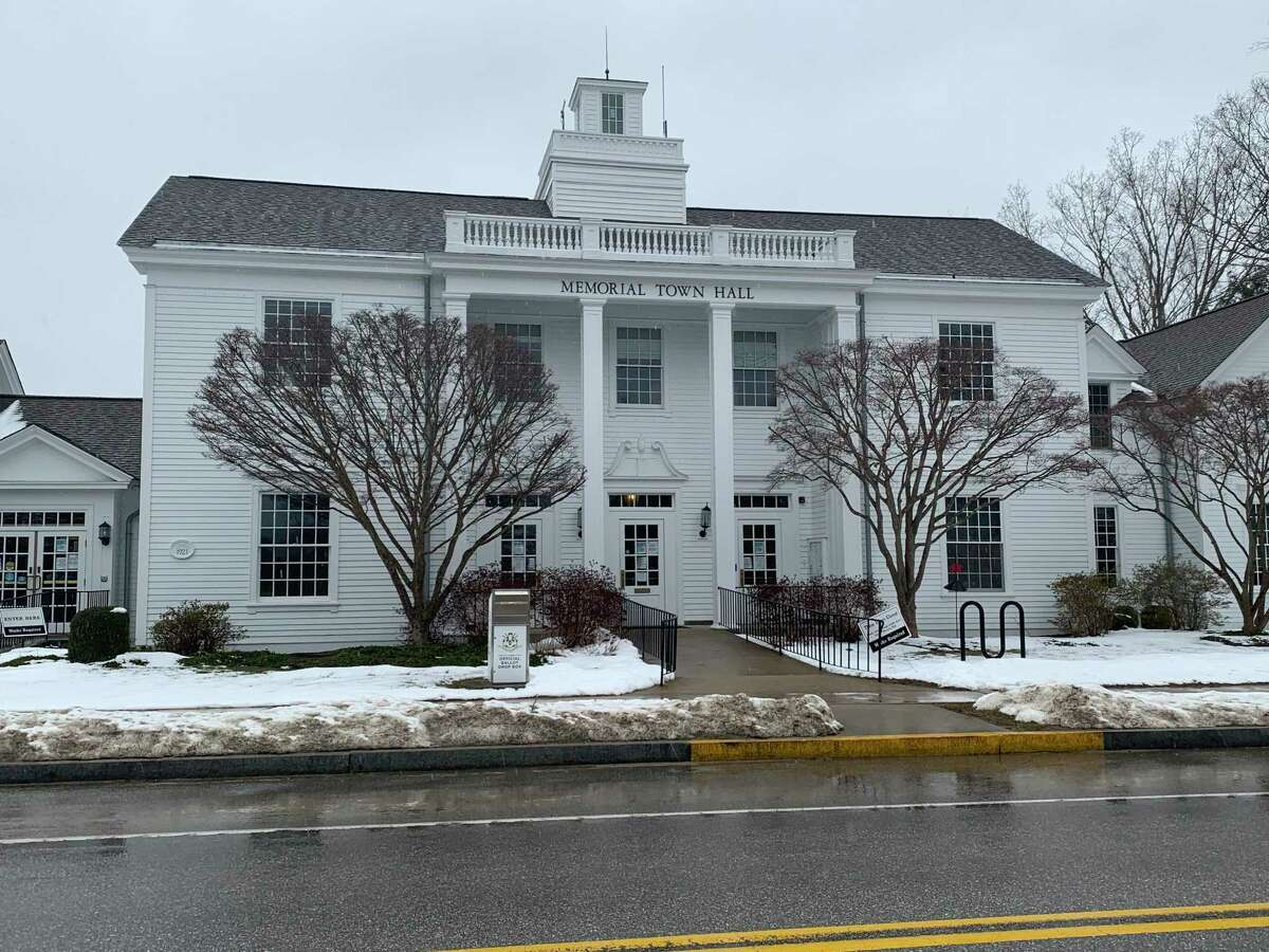 First Selectman Timothy Griswold said he believes the resolution declaring racism a public health crisis is written in a way that implies Old Lyme is inherently racist.