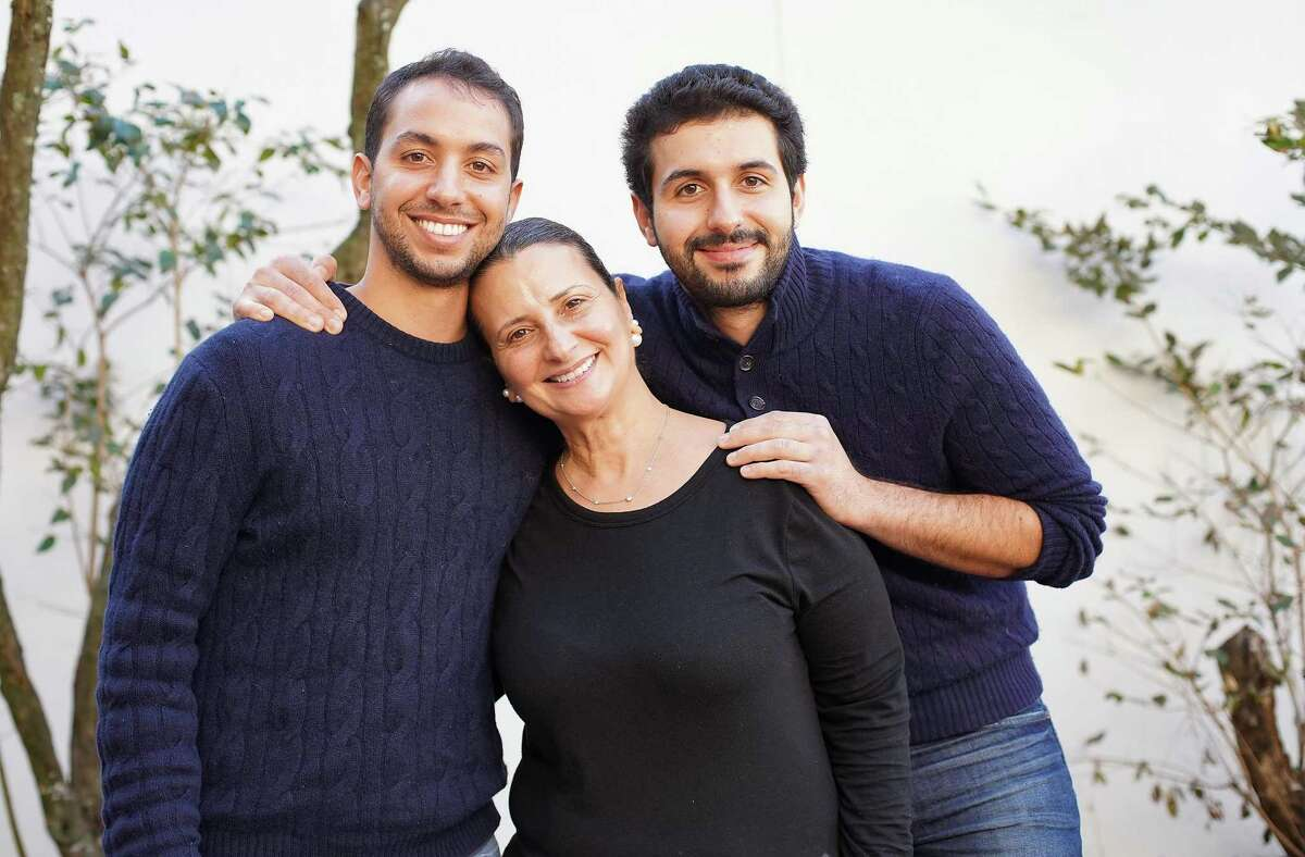 Owners Karim, left, and Mansour Arem credit mom Noura with their love for their culinary roots.