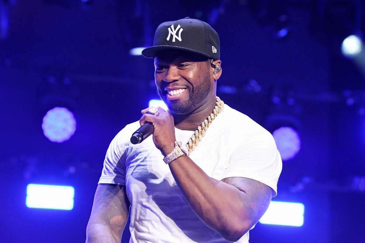 Rapper 50 Cent will be
