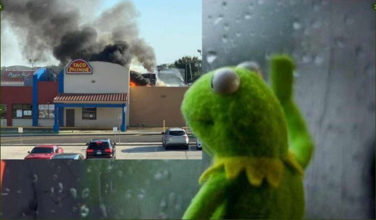 Laredoans reacted strongly on social media after news about a fire at a Taco Palenque in north Laredo spread throughout the Gateway City.