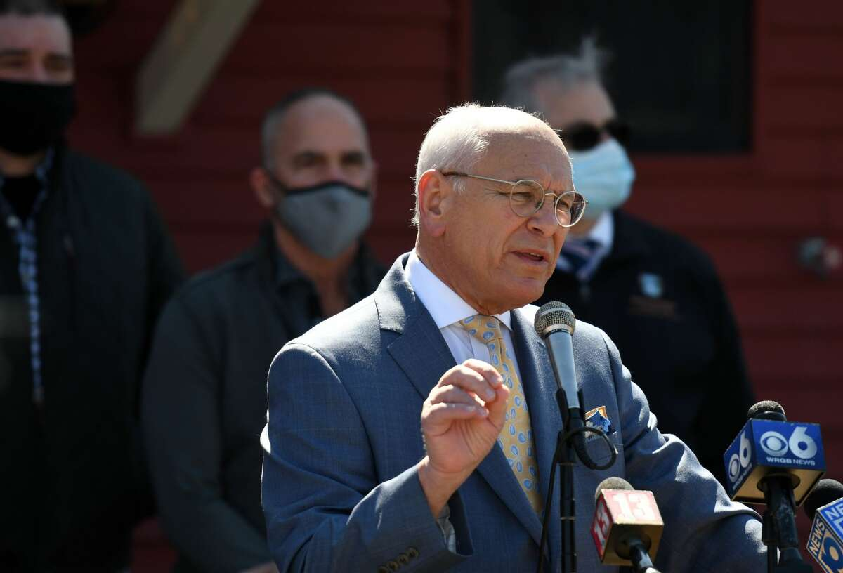 U.S. Rep. Paul Tonko on May 22, 2021, announced that about $84 million in federal health funding will go to local health organizations, including Health Research, Inc., and RPI.  (Times Union file photo)