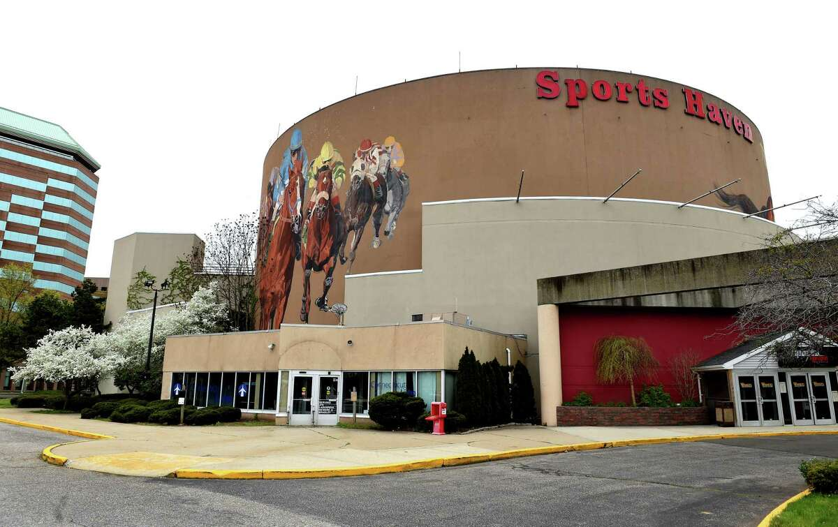 Sports Haven in New Haven photographed on May 3, 2021.