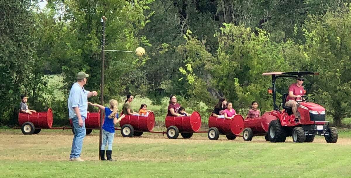 On May 21, Devine Acres Farm is hosting its first-ever BloomFest at its location on 944 FM 2200 W. - about 40 minutes southwest of San Antonio.