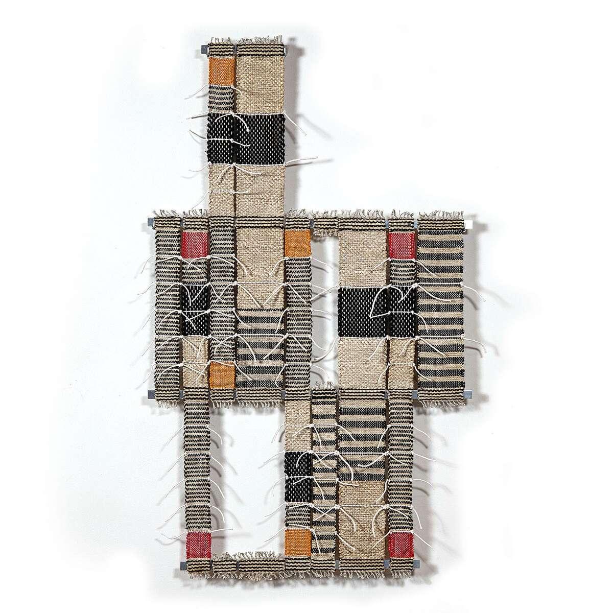 """Pangaea"" by Blair Tate is on display at browngrotta arts."