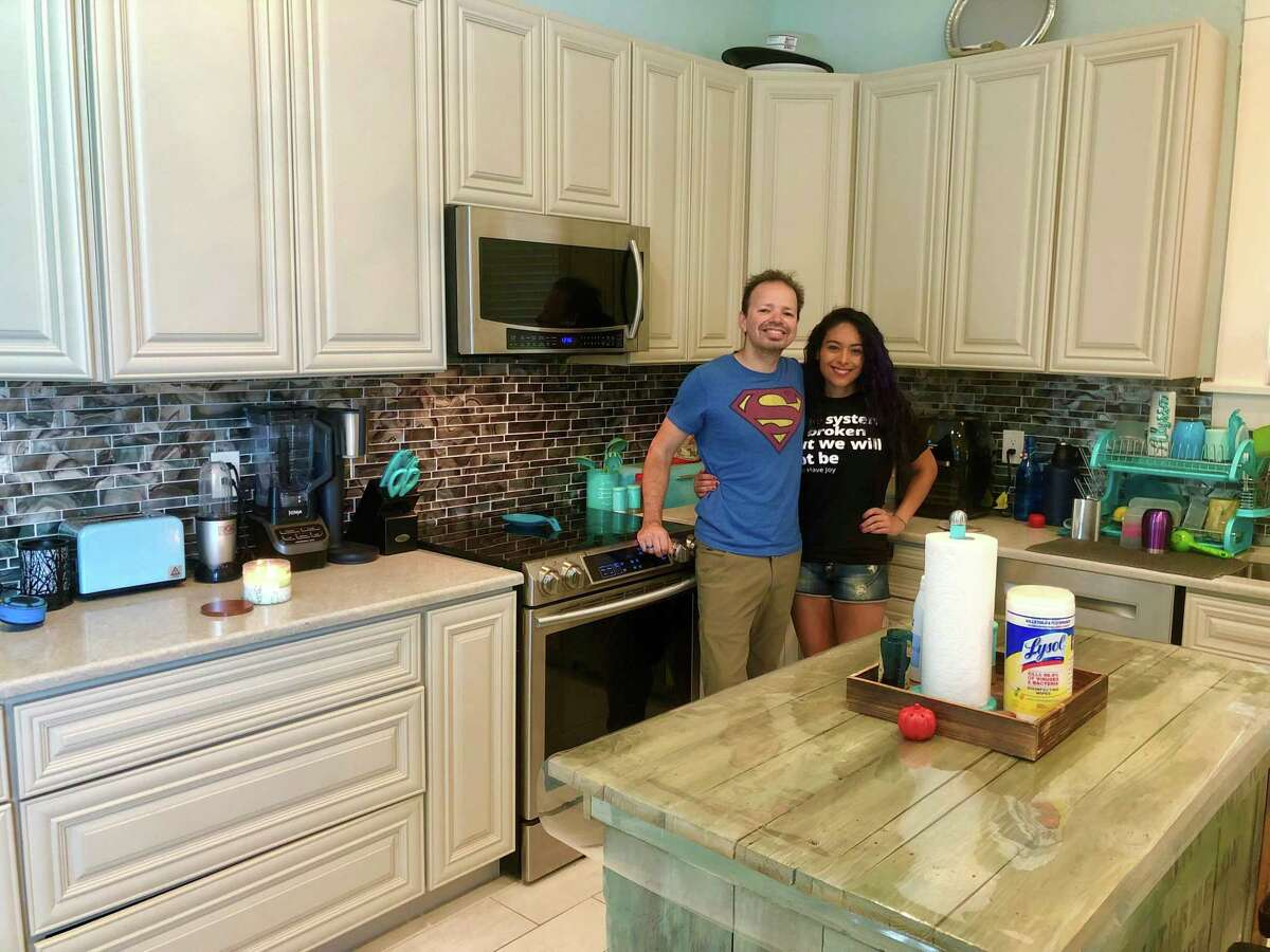 Buying a 100-plus-year-old home often comes with surprises. But when Pablo Gonzalez and Alyssa Cedillo bought their four-bedroom, 3 ½-bathroom Beacon Hill home in early 2019, they had no idea what was in store for them.