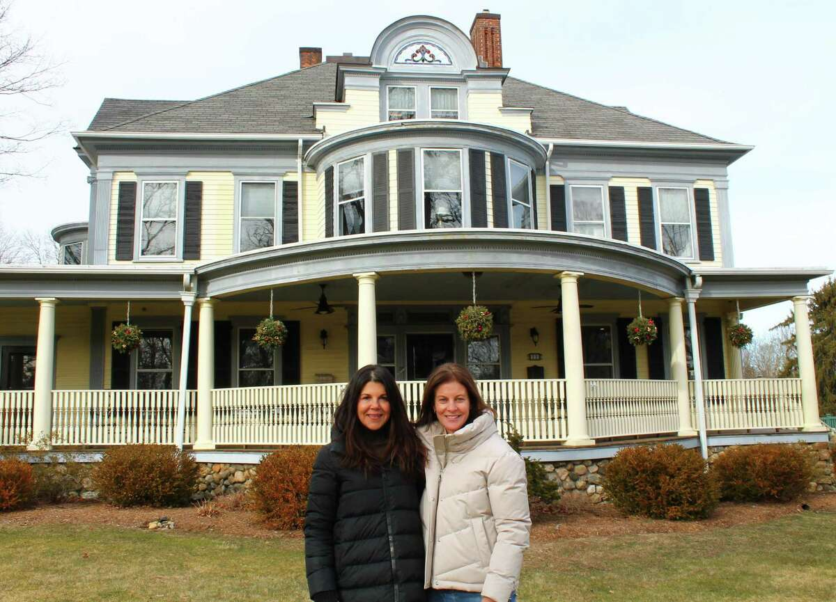 The West Lane Inn in Ridgefield used the pandemic shutdown as an opportunity to replace their old heating system with an electric and more energy-efficient system.