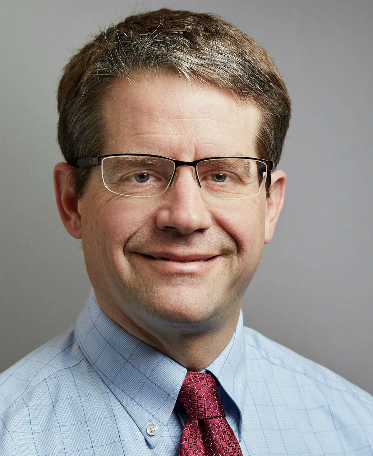 Dr. Thomas Murray,associate medical director for infection prevention at Yale New Haven Children's Hospital.