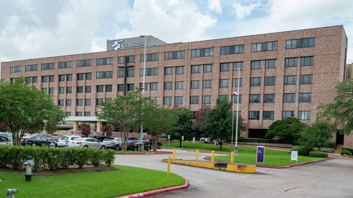 Christus Southeast Texas St. Elizabeth Hospital on Calder Avenue in Beaumont. Photo made on June 28, 2020. Fran Ruchalski/The Enterprise