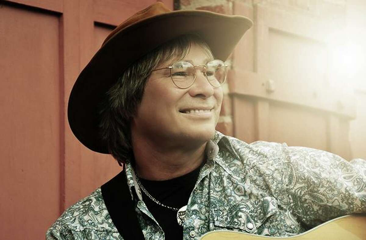 The Katharine Hepburn Cultural Arts Center presents Ted Vigil May 8, performing a John Denver Tribute for two shows at 3 pm and 8 pm.