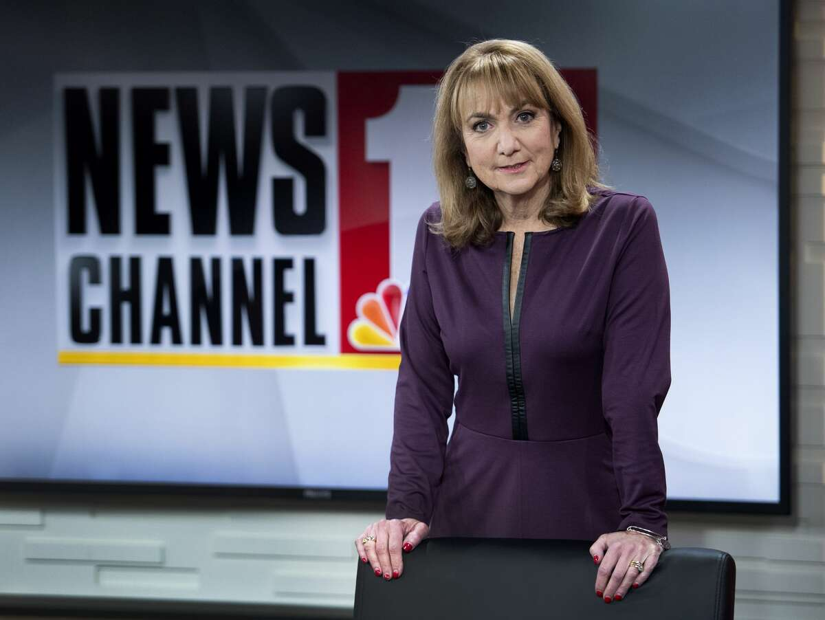 WNYT's Benita Zahn is leaving the station. She made the announcement live on-air on Tuesday.