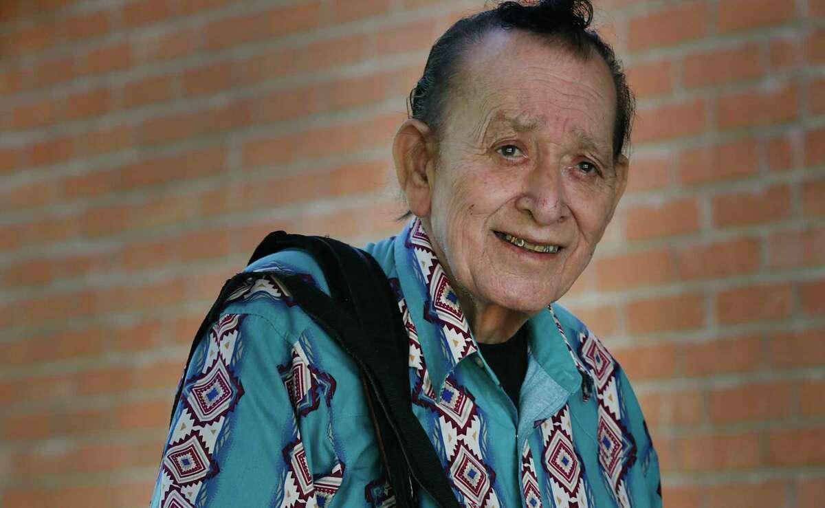 Flaco Jimenez is among the artists taking part in the 2021 Tejano Conjunto Festival.