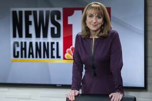 Television personality Benita Zahn had a question and answer session with the Times Union at the WNYT Studios Wednesday. Oct.24, 2018 in Albany, N.Y. (Skip Dickstein/Times Union)