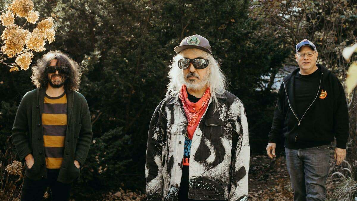 Dinosaur Jr. is set to perform May 23 at the Westville Music Bowl in New Haven.