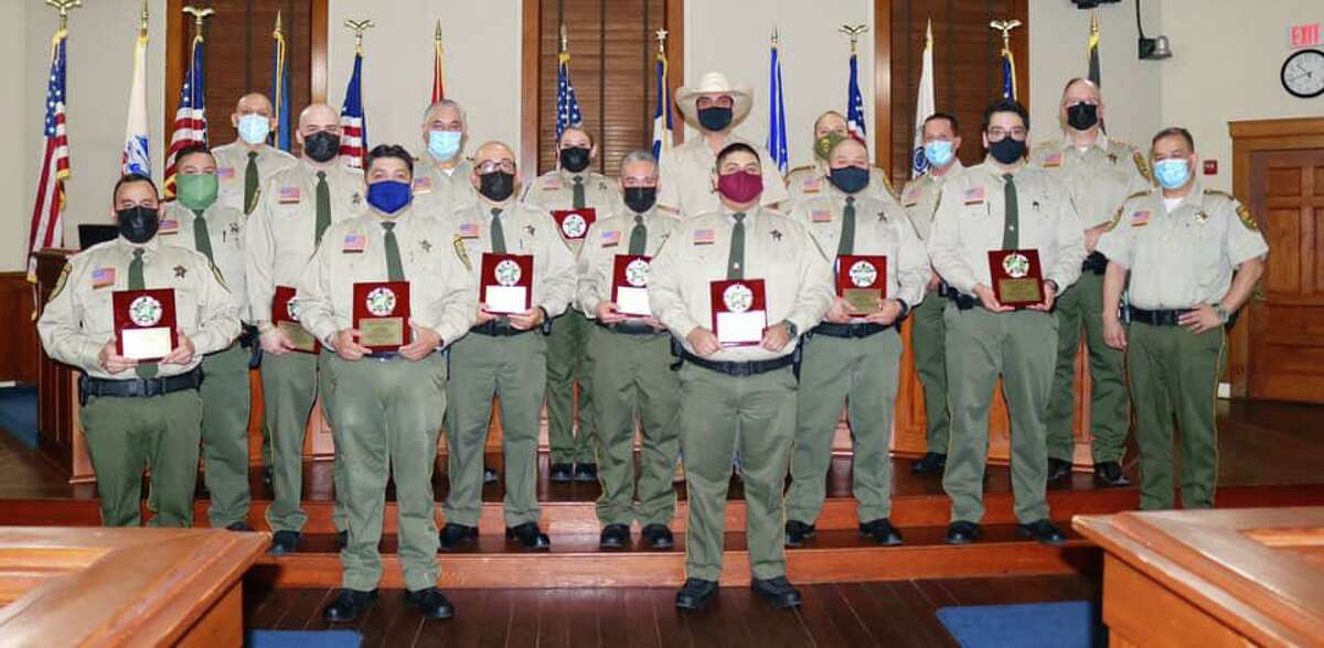 The Webb County Sheriff's Office hosted the Annual Correctional Officers' Week Proclamation and Awards Ceremony at Commissioners Court on Monday.