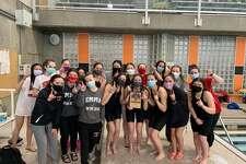 2021 Emma Willard Swim Team (courtesy Emma Willard)
