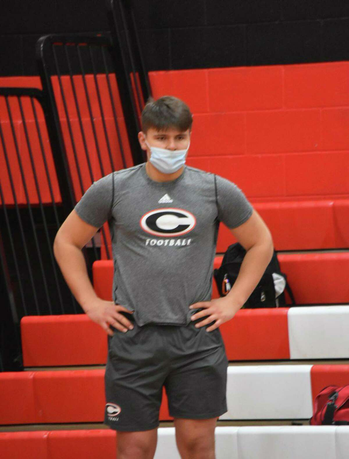 Cheshire's Cole Feinhauer will be a preferred walk-on at Colorado State.