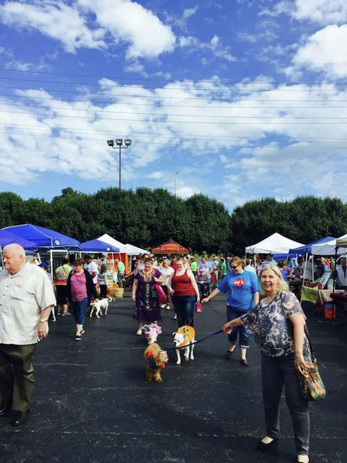 The 2021 season of the Alton Farmers' and Artisans' Market will begin at 8 a.m. Saturday in the parking lot at the corner of Landmarks Boulevard and Henry Street, rain or shine. From then on, every Saturday from 8 a.m. to noon the market will be held through Oct. 16.