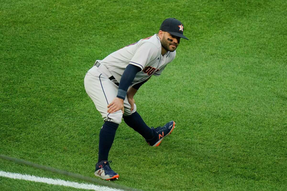 From the time he came out for batting practice, Jose Altuve was the subject of nonstop derision by Yankees fans Tuesday in the Astros' first visit to New York since their 2017-18 sign-stealing scheme was revealed.
