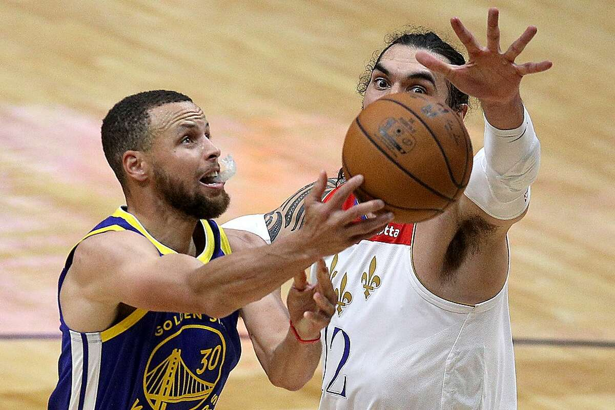 With the Warriors tied for the eighth spot in the Western Conference standings, Stephen Curry and his teammates return to San Francisco for the final six games of the regular season.