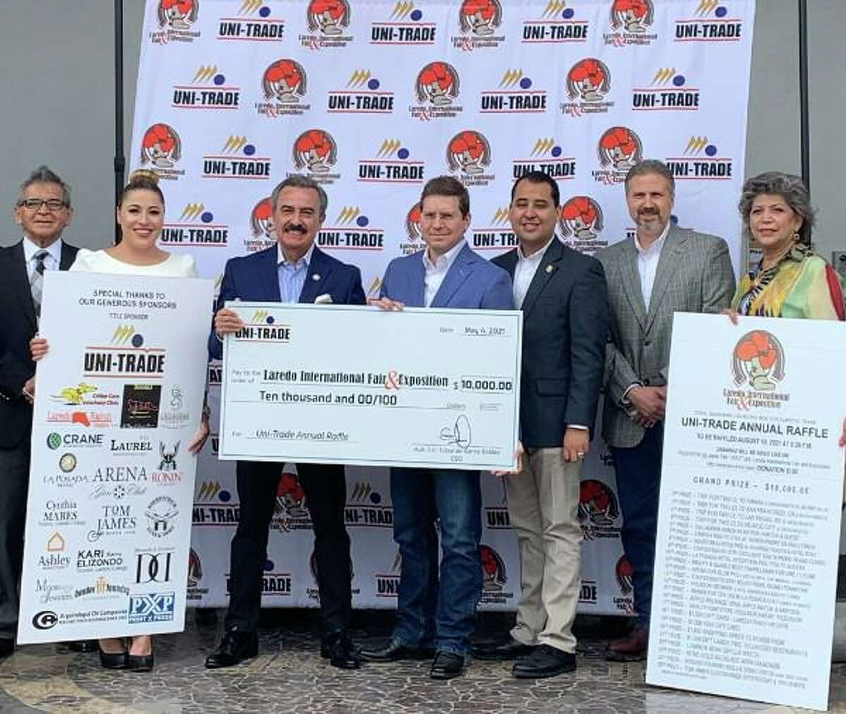L.I.F.E. announced a raffle to help pay for operation costs for next year along with scholarships, with winners having the chance to win significant prizes.